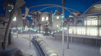 Busch Gardens TV Spot, 'Christmas Town: Annual Passes'