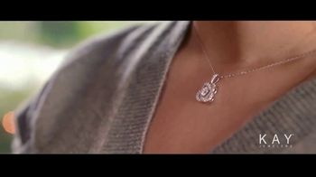 Kay Jewelers The Center of Me Collection TV Spot, 'Holidays: This Year' Song by Eva Cassidy - Thumbnail 3
