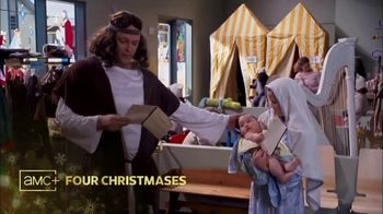 AMC+ TV Spot, 'Four Christmases' - Thumbnail 3