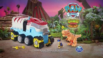 Paw Patrol Dino Rescue Patroller Vehicle TV Spot, 'Save the Dinos' - Thumbnail 9