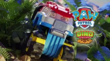 Paw Patrol Dino Rescue Patroller Vehicle TV Spot, 'Save the Dinos' - Thumbnail 2