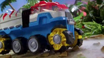 Paw Patrol Dino Rescue Patroller Vehicle TV Spot, 'Save the Dinos' - Thumbnail 3