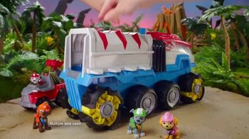 Paw Patrol Dino Rescue Patroller Vehicle TV Spot, 'Save the Dinos'