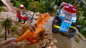 Paw Patrol Dino Rescue Patroller Vehicle TV Spot, 'Save the Dinos' - Thumbnail 6