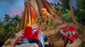 Paw Patrol Dino Rescue Patroller Vehicle TV Spot, 'Save the Dinos' - Thumbnail 7