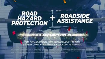 AutoNation TV Spot, 'New Year Starts Now: Tires and Roadside Assistance' - Thumbnail 6