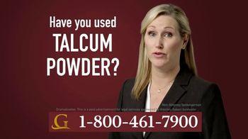 Goldwater Law Firm TV Spot, 'Talcum Powder Products' - Thumbnail 1