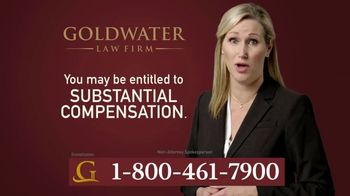 Goldwater Law Firm TV Spot, 'Talcum Powder Products' - Thumbnail 5