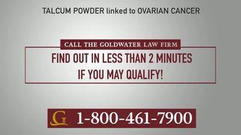 Goldwater Law Firm TV Spot, 'Talcum Powder Products' - Thumbnail 6