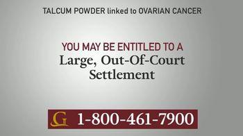 Goldwater Law Firm TV Spot, 'Talcum Powder Products' - Thumbnail 7