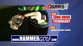 Hammer-X Driver TV Spot, 'Free Hammer Driving Lesson With Purchase' - Thumbnail 10