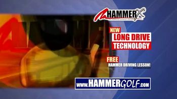 Hammer-X Driver TV Spot, 'Free Hammer Driving Lesson With Purchase' - Thumbnail 6