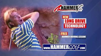 Hammer-X Driver TV Spot, 'Free Hammer Driving Lesson With Purchase' - Thumbnail 7