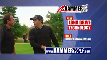 Hammer-X Driver TV Spot, 'Free Hammer Driving Lesson With Purchase' - Thumbnail 9