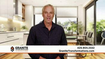 Granite Transformations TV Spot, 'Visit My Friends: Holidays' - Thumbnail 1