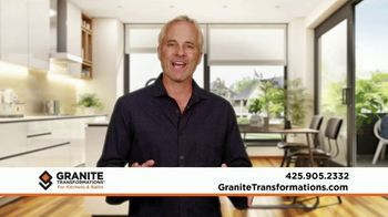 Granite Transformations TV Spot, 'Visit My Friends: Holidays' - Thumbnail 2