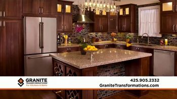 Granite Transformations TV Spot, 'Visit My Friends: Holidays' - Thumbnail 4