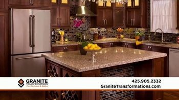 Granite Transformations TV Spot, 'Visit My Friends: Holidays' - Thumbnail 5