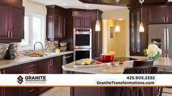 Granite Transformations TV Spot, 'Renovating: Holidays' - Thumbnail 4