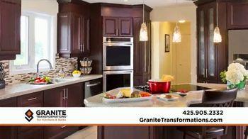 Granite Transformations TV Spot, 'Renovating: Holidays' - Thumbnail 5