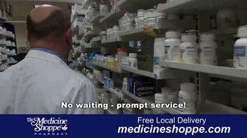 The Medicine Shoppe TV Spot, 'Easy Prescription Transfers' - Thumbnail 6