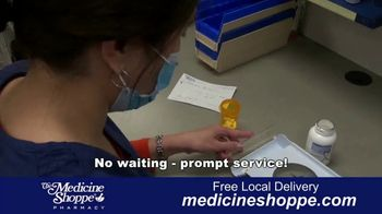The Medicine Shoppe TV Spot, 'Easy Prescription Transfers' - Thumbnail 7