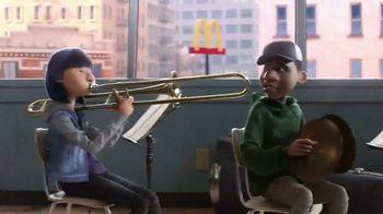 McDonald's Happy Meal TV Spot, 'Soul: Music Class' - Thumbnail 3