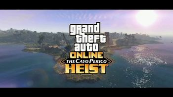 Grand Theft Auto Online: The Cayo Perico Heist TV Spot, 'Party' Song by Burna Boy - Thumbnail 2