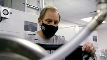 Tide Hygienic Clean TV Spot, 'Clean Jersey Swap' Featuring Peyton Manning - Thumbnail 2