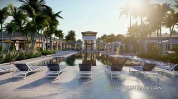 GL Homes TV Spot, 'Lotus: Your Home Is Your Sanctuary' - Thumbnail 6