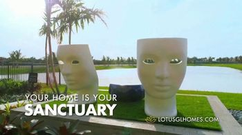 GL Homes TV Spot, 'Lotus: Your Home Is Your Sanctuary' - Thumbnail 9