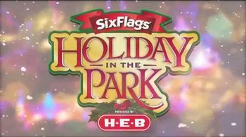 Six Flags Holiday in the Park TV Spot, 'The Spirit of the Season' - Thumbnail 9