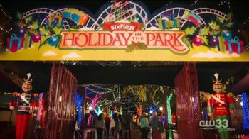 Six Flags Holiday in the Park TV Spot, 'The Spirit of the Season' - Thumbnail 3