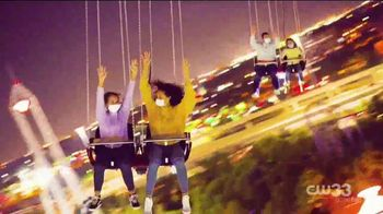 Six Flags Holiday in the Park TV Spot, 'The Spirit of the Season' - Thumbnail 6