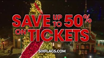 Six Flags Holiday in the Park TV Spot, 'The Spirit of the Season' - Thumbnail 8