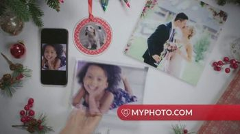 MyPhoto TV Spot, 'Holiday Gifts She'll Love: 20% Off'
