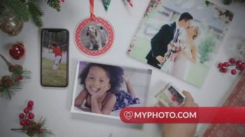 MyPhoto TV Spot, 'Holiday Gifts She'll Love: 20% Off' - Thumbnail 2