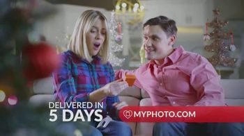 MyPhoto TV Spot, 'Holiday Gifts She'll Love: 20% Off' - Thumbnail 4