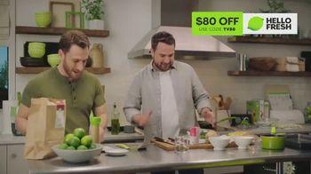 HelloFresh TV Spot, 'Become a Cook: $80 Off' - Thumbnail 3