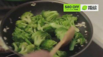 HelloFresh TV Spot, 'Become a Cook: $80 Off' - Thumbnail 4