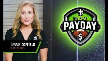 DraftKings TV Spot, 'NFL Week 14: Browns vs. Ravens' - 1 commercial airings