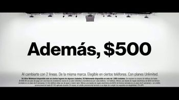 Verizon TV Spot, 'Fiestas: ahorra $500 dólares, Disney+ y PlayStation' [Spanish] - Thumbnail 5