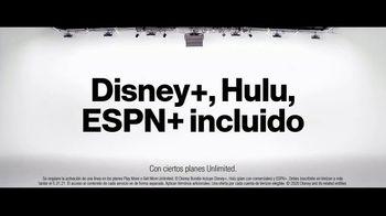 Verizon TV Spot, 'Fiestas: ahorra $500 dólares, Disney+ y PlayStation' [Spanish] - Thumbnail 7