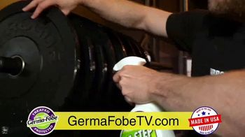 Germa-Fobe TV Spot, 'Charged Swords: Gym' - Thumbnail 6