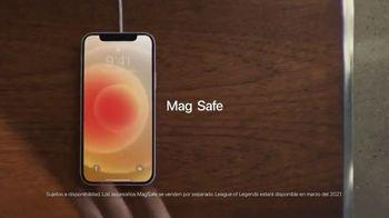 Apple iPhone 12 TV Spot, 'Presentando el iPhone 12' cancion de Suzi Wu [Spanish] - Thumbnail 6