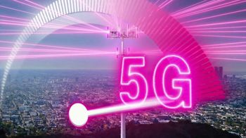 T-Mobile TV Spot, 'Turning Up the Speed: 5G Network Anthem' - Thumbnail 5