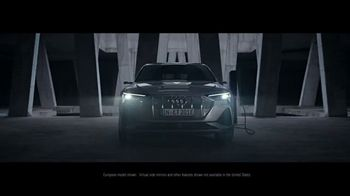 Season of Audi Sales Event TV Spot, 'Electric Has Gone Thrilling' [T2] - Thumbnail 1