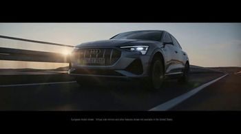 Season of Audi Sales Event TV Spot, 'Electric Has Gone Thrilling' [T2] - Thumbnail 2