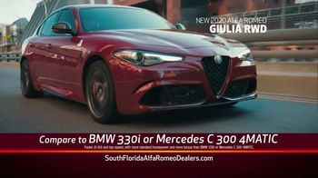 Alfa Romeo Season of Speed Event TV Spot, 'Model Year-End Savings: 110-Year Legacy' [T2] - Thumbnail 3