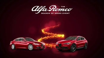 Alfa Romeo Season of Speed Event TV Spot, 'Model Year-End Savings: 110-Year Legacy' [T2] - Thumbnail 5